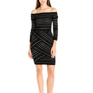 Bailey 44 Darcy Sweater Bandage Dress